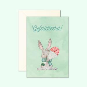 kaart_gefeliciteerd_konijn