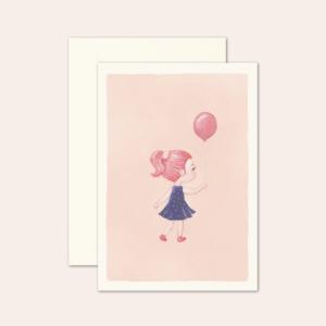 kaartenset_meisje-ballon-kikkerenprins