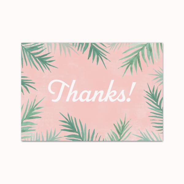 kaartenset-jungle-thanks